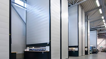 Why do businesses invest in storage machines?
